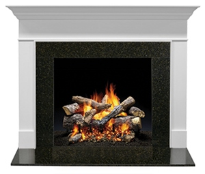 Heat & Glo Wescott Wood Mantel
